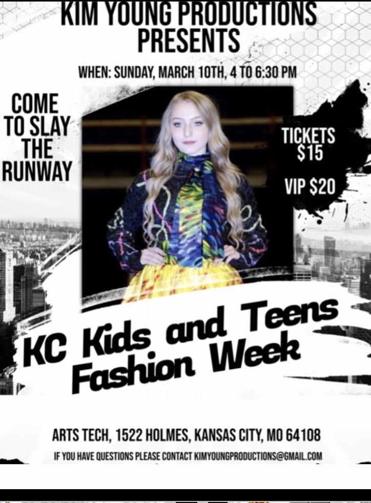 KC Kids and Teens Fashion Week