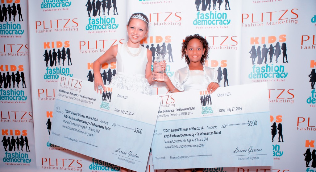 PLITZS Kids Fashion Show
