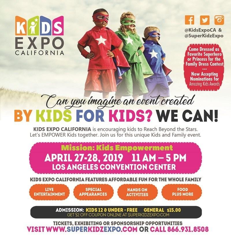 Kids Expo LA info