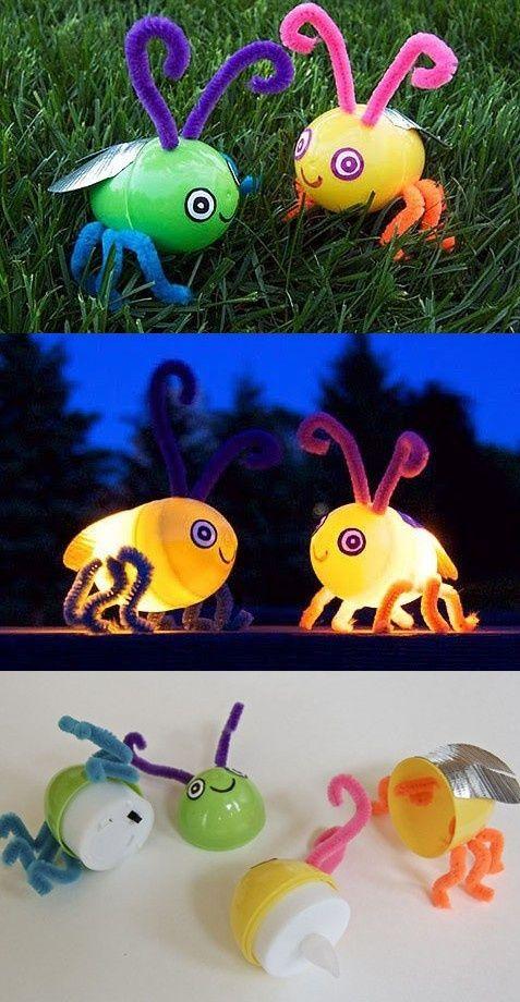 firefly DIY