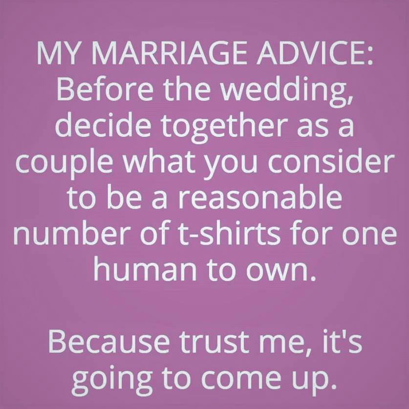 marriage advice meme