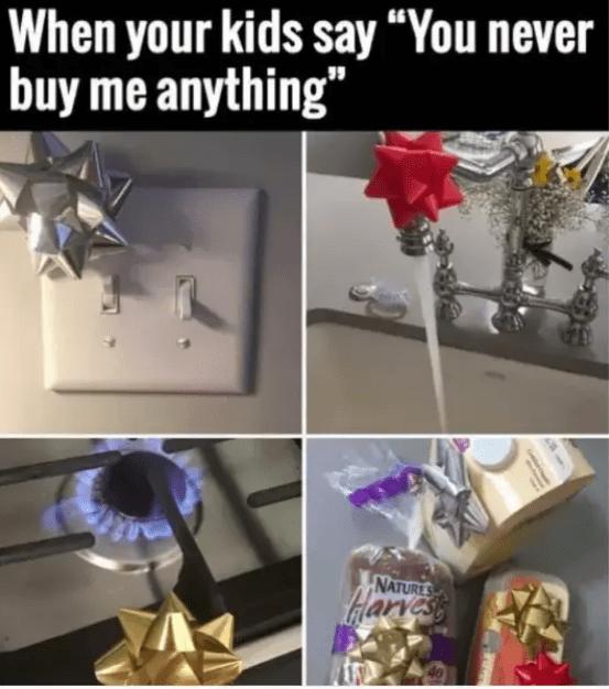 spoiled kids meme