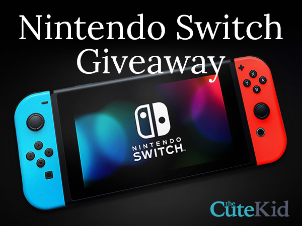 CK Nintendo Switch Giveaway